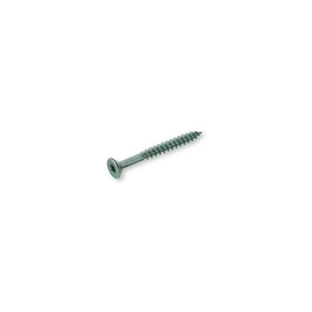 BERNER rustfri/syrefast A4 5,0x40mm -- 100 stk --